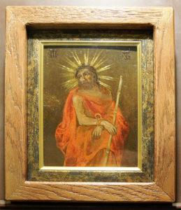 икона Христос в венце